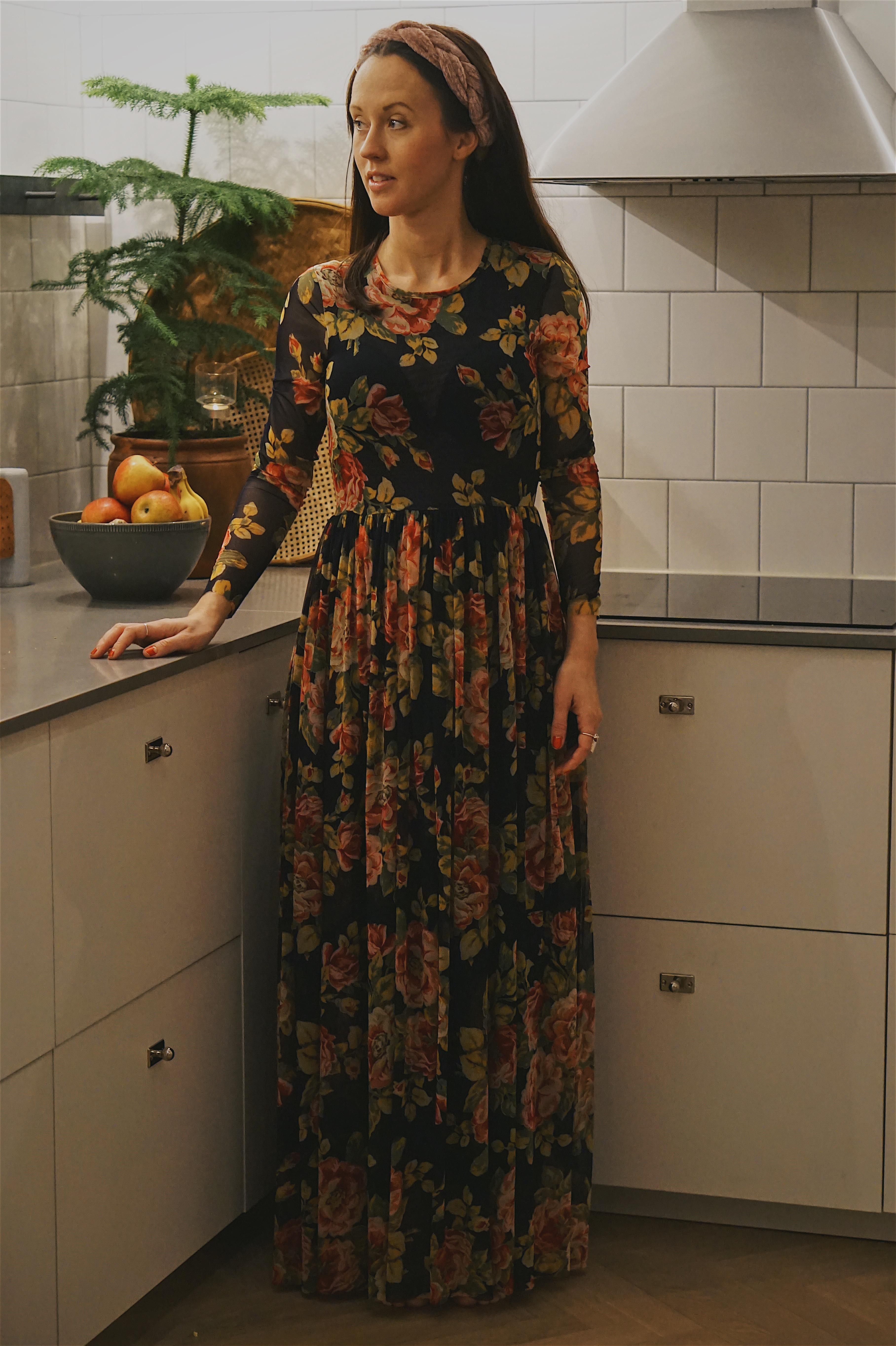 En sådan där klänning
